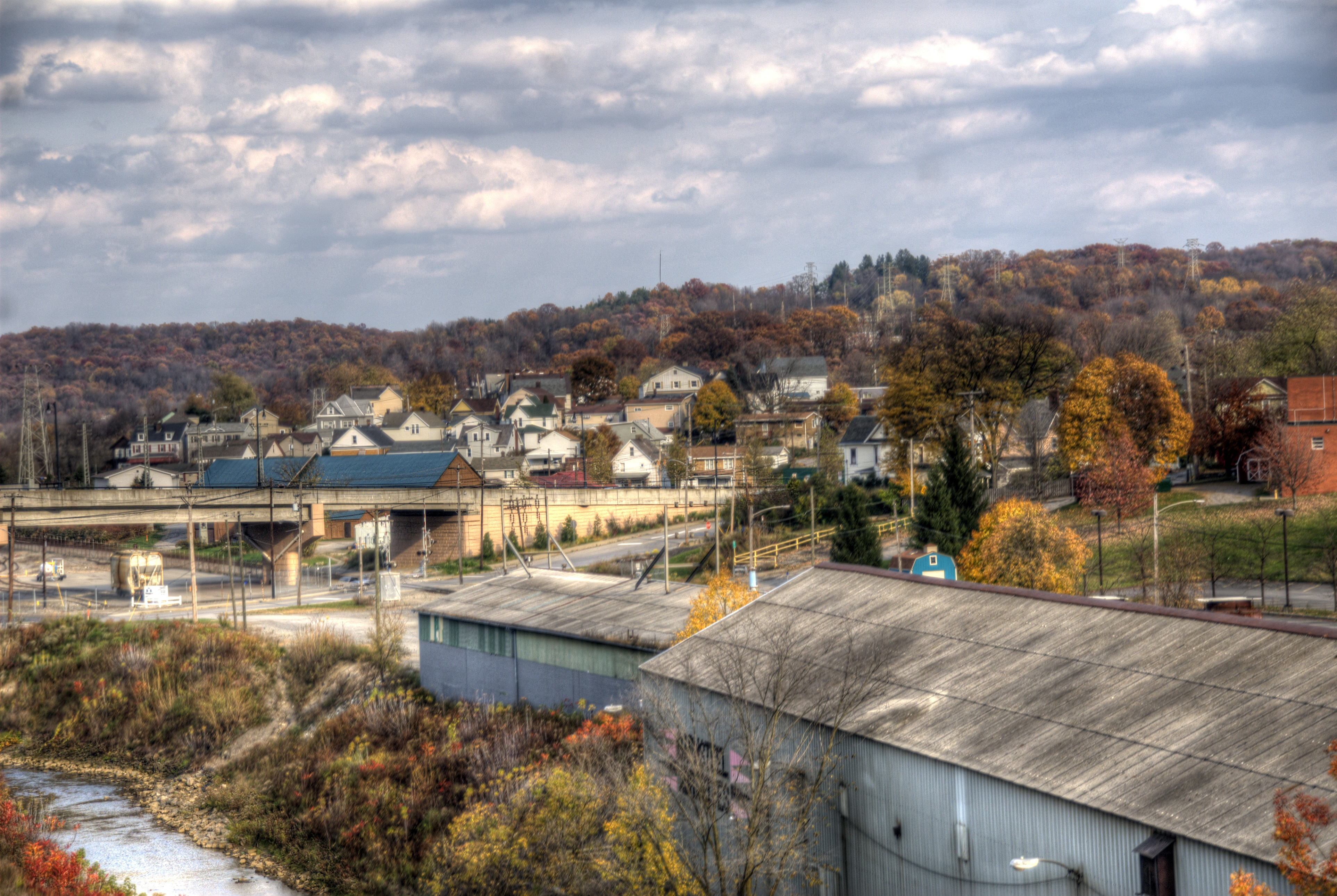Scenic Photo of Butler PA